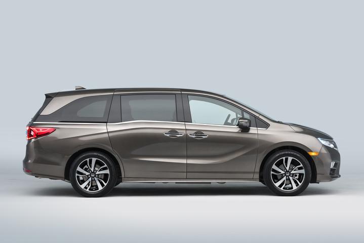06 2018 Honda Odyssey