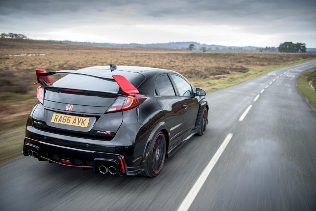 100995 Honda Civic Type R Black Edition 1024x683