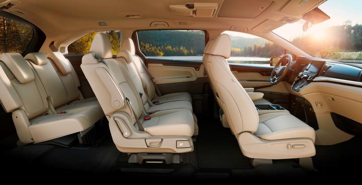 13 2018 Honda Odyssey