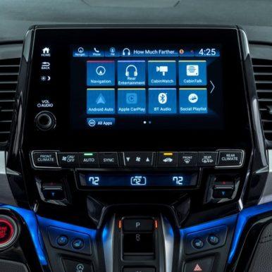 24 2018 Honda Odyssey 386x386