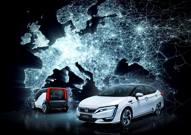 104505 Honda S Electric Vision Two Thirds Of European Sales To Feature Electrified