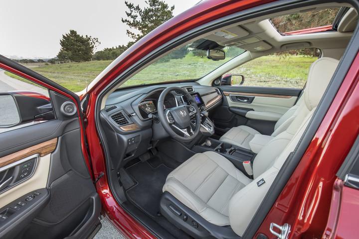2017 Honda CR V 073 2