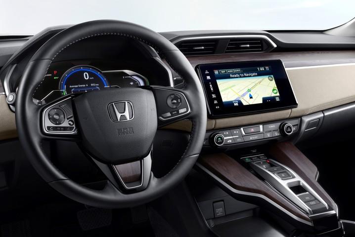 6 2018 Honda Clarity Plug In Hybrid