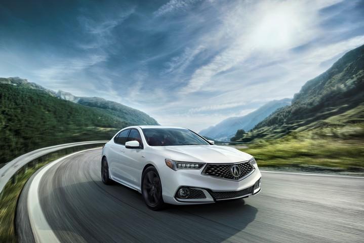 03 2018 Acura TLX