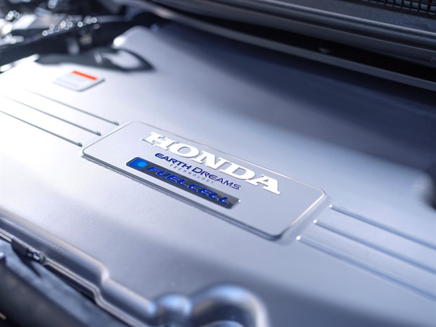 106376 Honda Clarity Fuel Cell