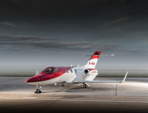 108068 HondaJet Sets Speed Record And Celebrates Bestseller Status In First