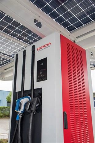 108259 Europe S Most Advanced Public Electric Vehicle Charging Station Opened At