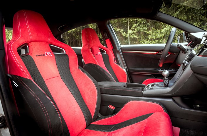 110233 Honda Civic Type R 17ym