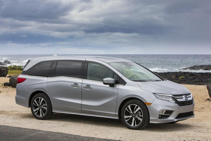 2018 Honda Odyssey 160