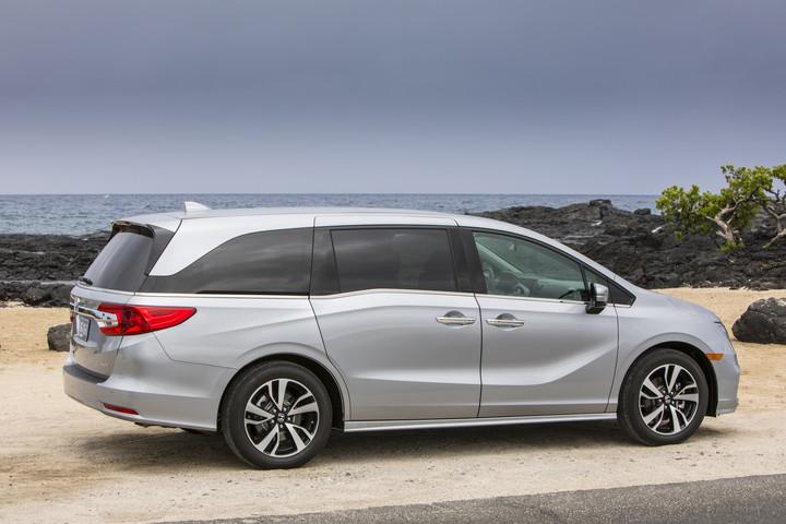 2018 Honda Odyssey 161