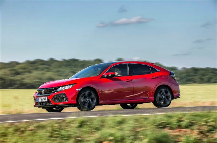 112186 Upgraded Diesel Engine Joins Honda Civic Line Up
