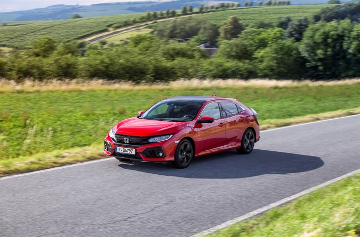 112189 Upgraded Diesel Engine Joins Honda Civic Line Up