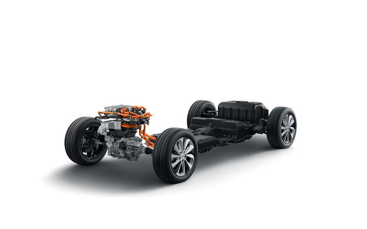12   2017 Honda Clarity Electric