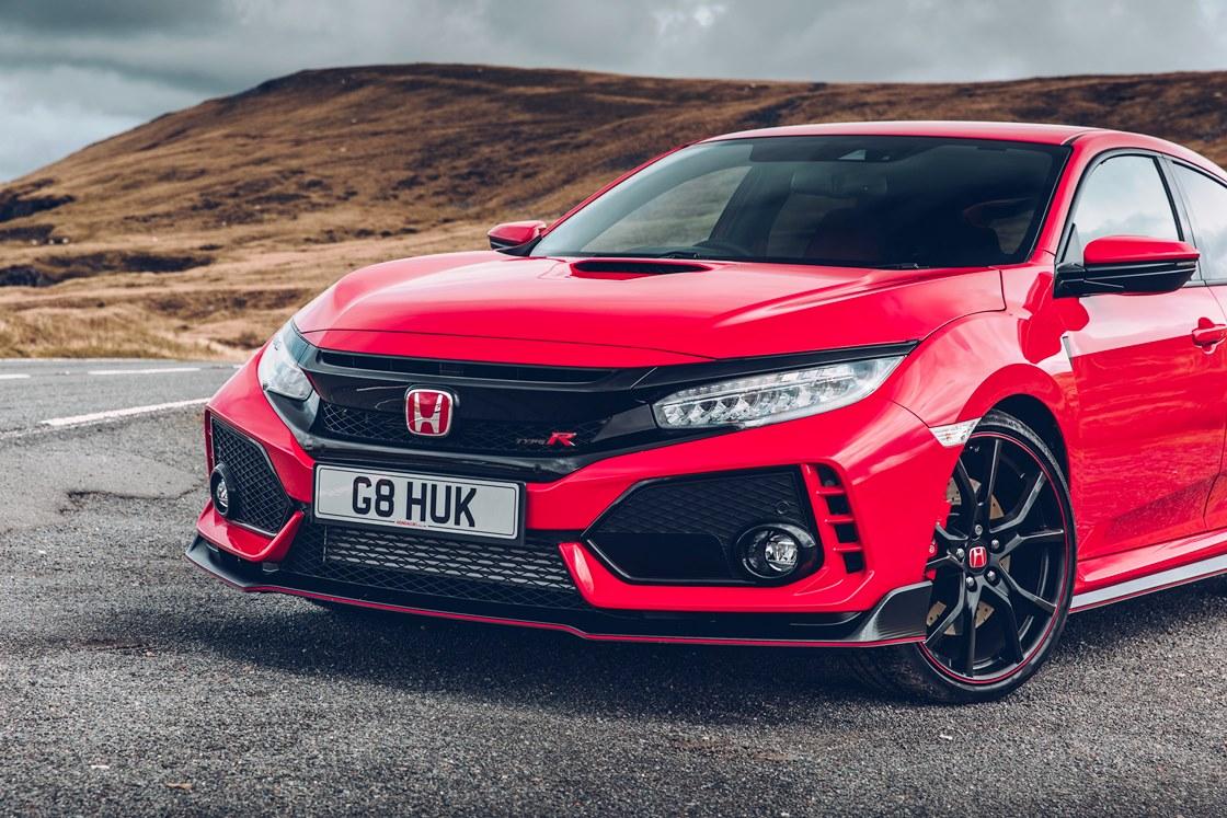 112648 2017 Honda Civic Type R FK822