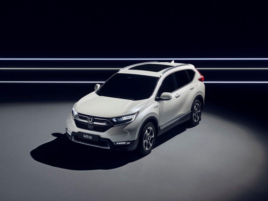 113237 Honda To Unveil CR V Hybrid Prototype At Frankfurt Motor Show 1024x768