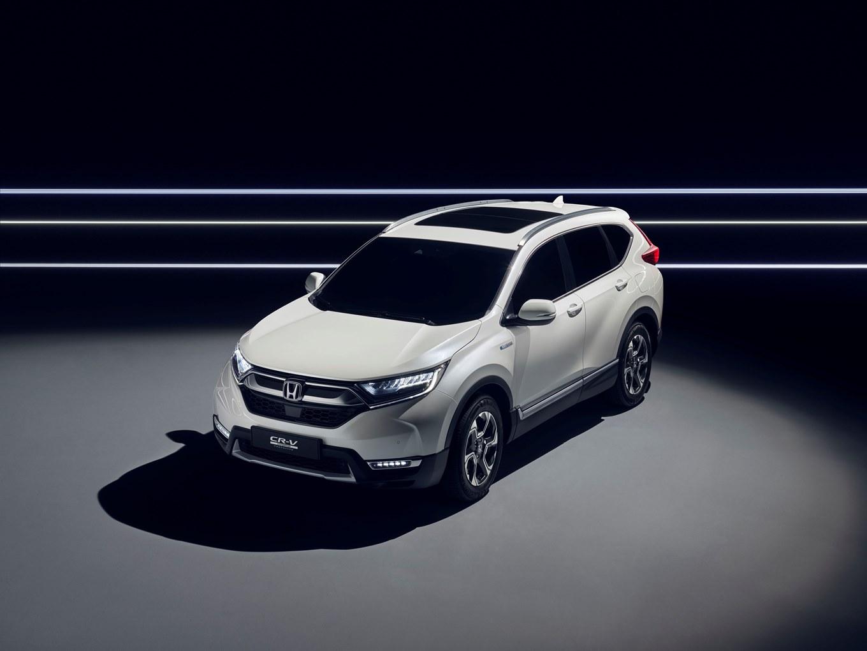 113237 Honda To Unveil CR V Hybrid Prototype At Frankfurt Motor Show