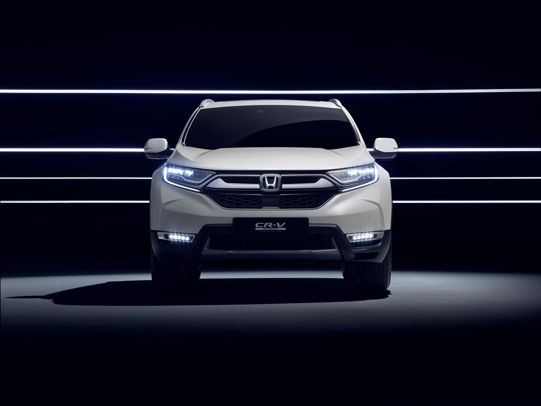113238 Honda To Unveil CR V Hybrid Prototype At Frankfurt Motor Show