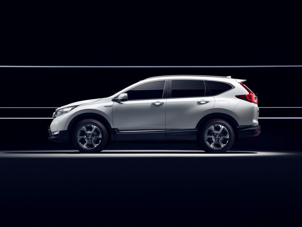 113239 Honda To Unveil CR V Hybrid Prototype At Frankfurt Motor Show 1024x768