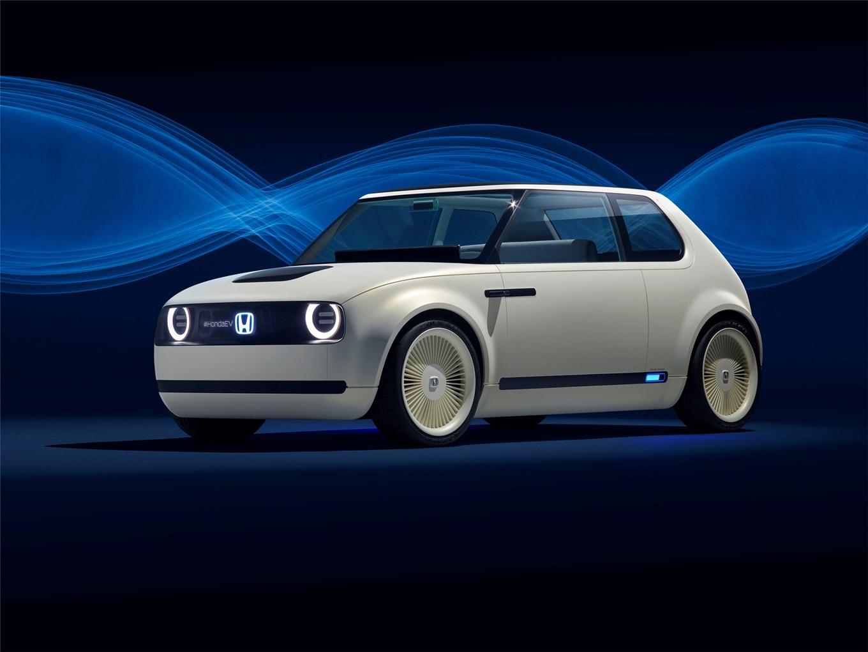 113844 Honda Urban EV Concept Unveiled At The Frankfurt Motor Show