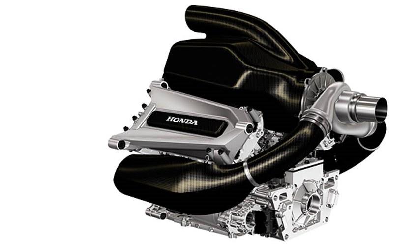 Honda 2015 F1 Engine 1