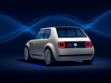 Honda Urban Ev Concept 3 384x288