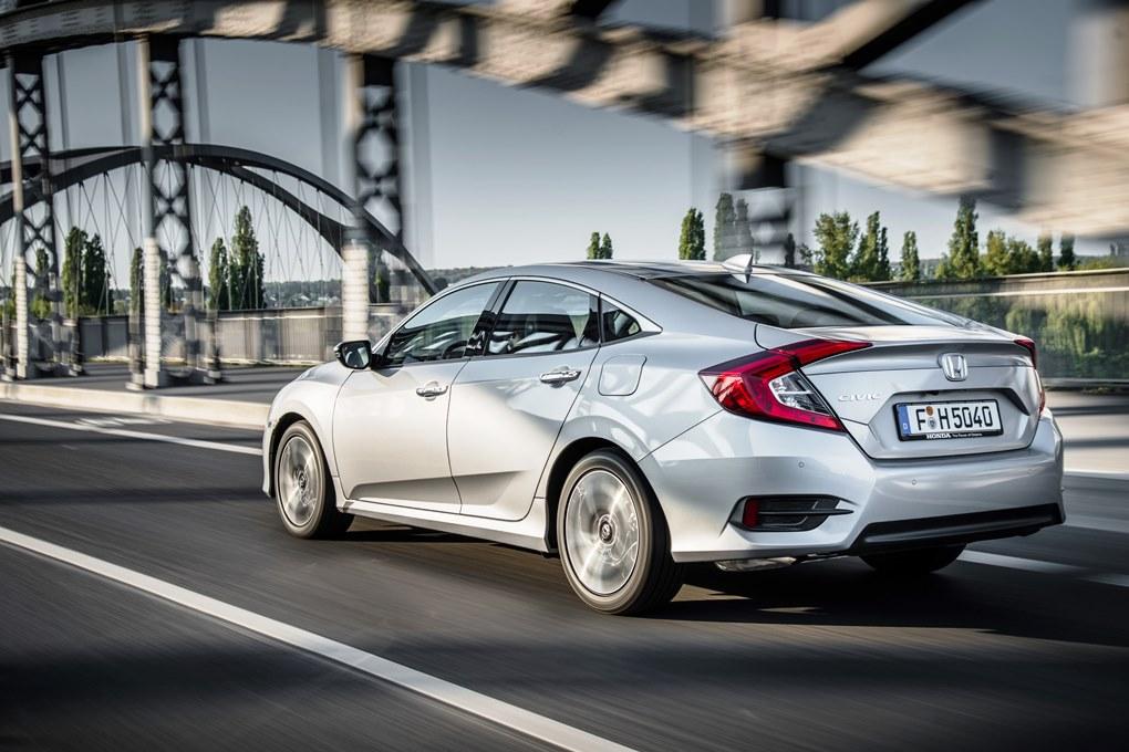 107549 2017 Honda Civic Sedan
