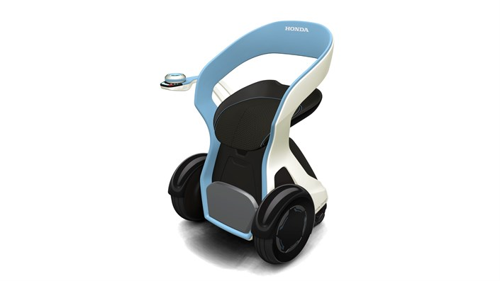 115877 Honda Chair Mobi Concept