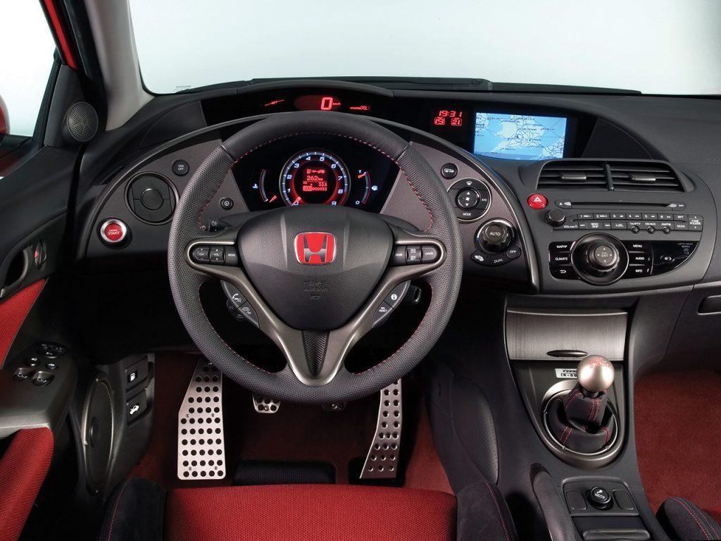 2007 Honda Civic Type R Interior 1280x960 1024x768
