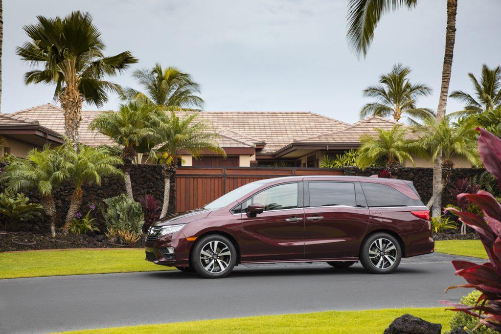 2018 Honda Odyssey 030 1024x683