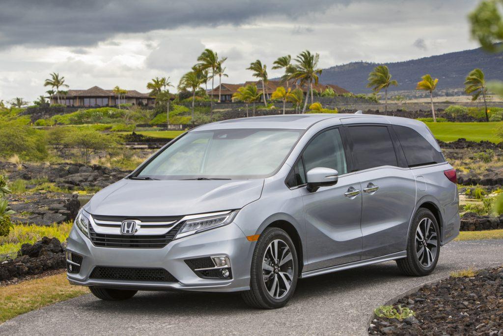 2018 Honda Odyssey 153 1024x683