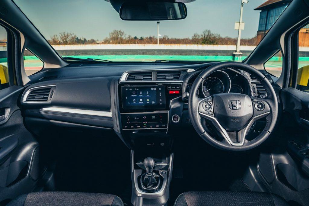 106140 2017 Honda Jazz Interior 1024x682