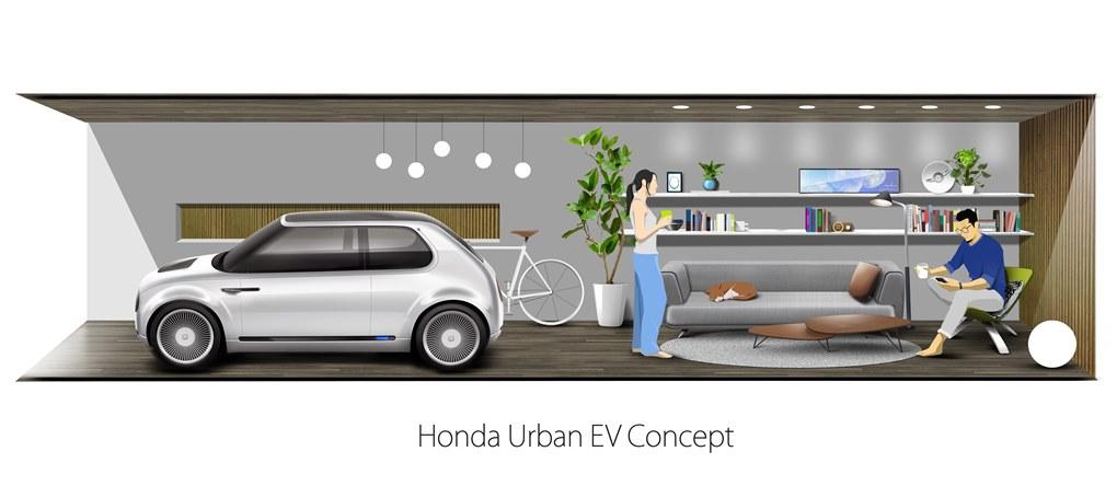 118194 Honda Urban EV Concept Design Story 1