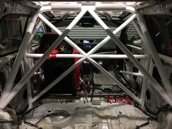 123601 Honda UK And Mission Motorsport Create First Ever CR V Diesel Race Car For 578x434