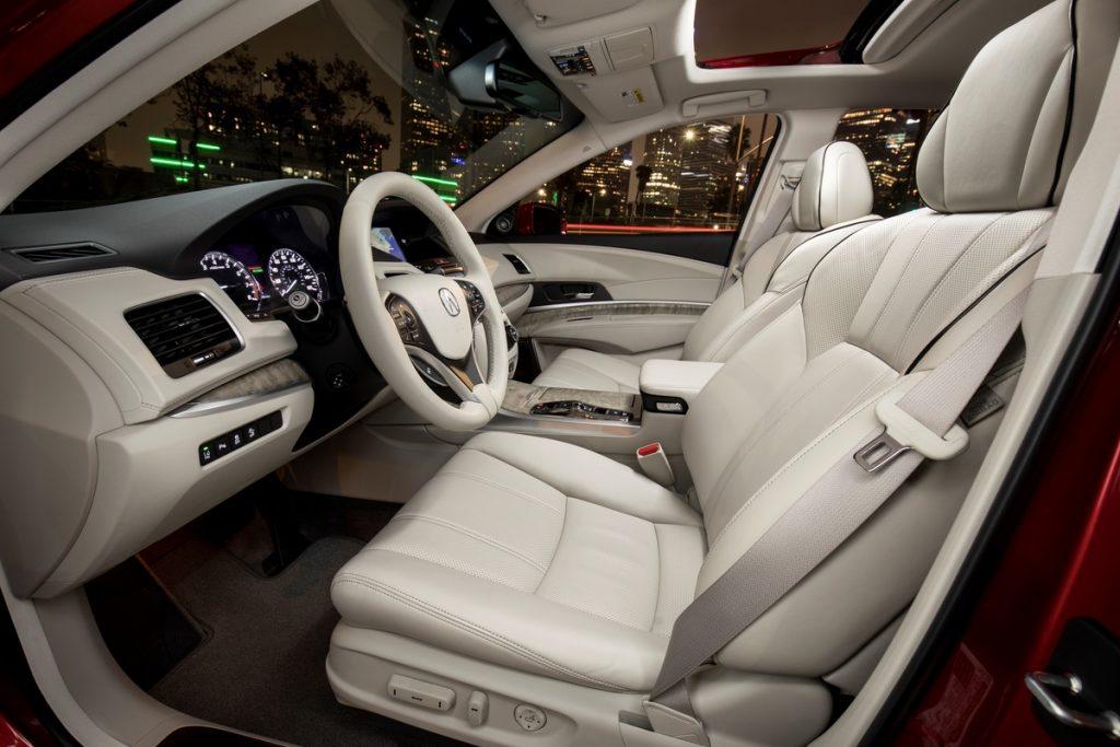 2018 Acura RLX Sport Hybrid   3 1024x683