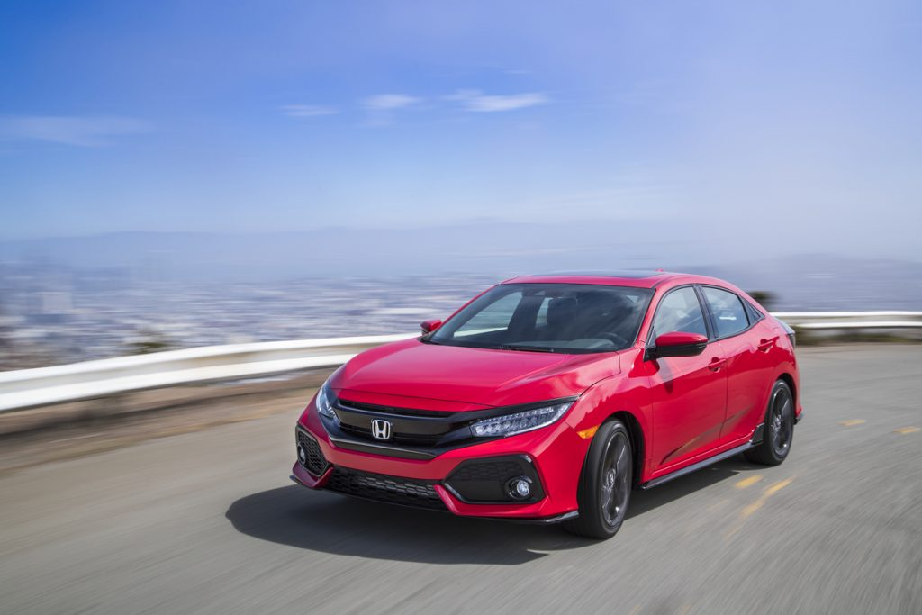 2018 Honda Civic Hatchback 85  1  1024x683