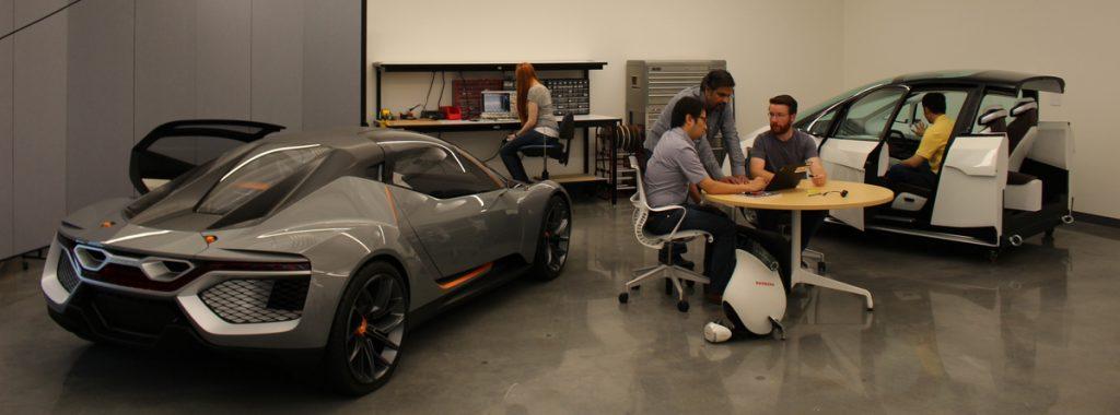 Honda Silicon Valley R&D