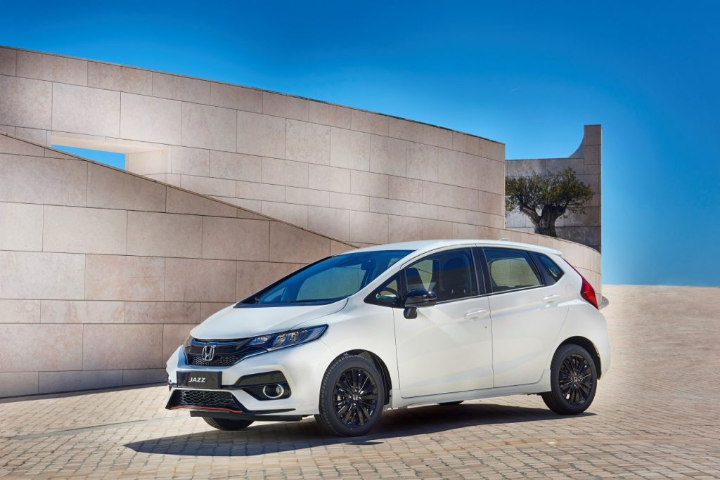 112160 HONDA REVEALS FRESH LOOK AND NEW ENGINE OPTION FOR JAZZ SUPERMINI 1024x683