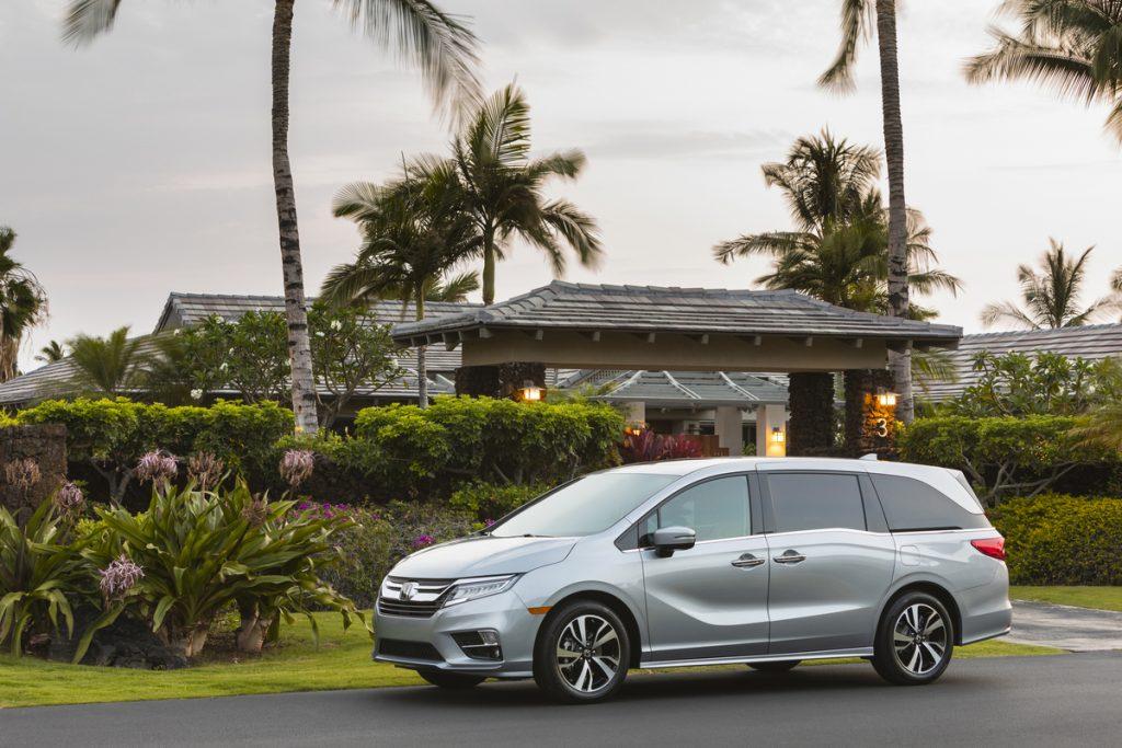 2018 Honda Odyssey 145 1024x683