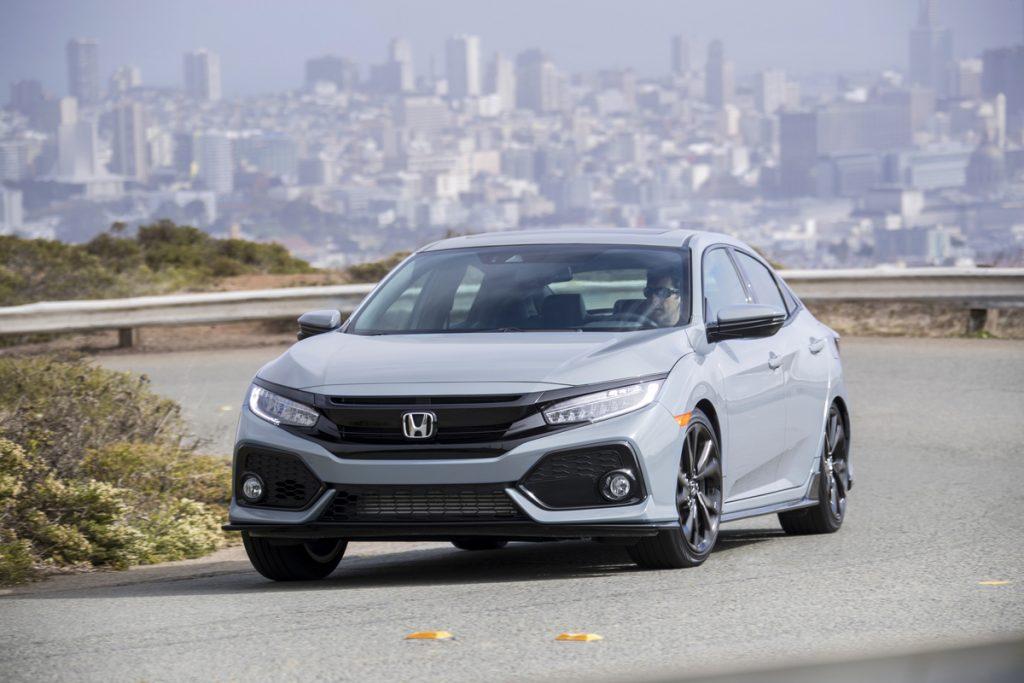 2017 Honda Civic Hatchback 012 1024x683