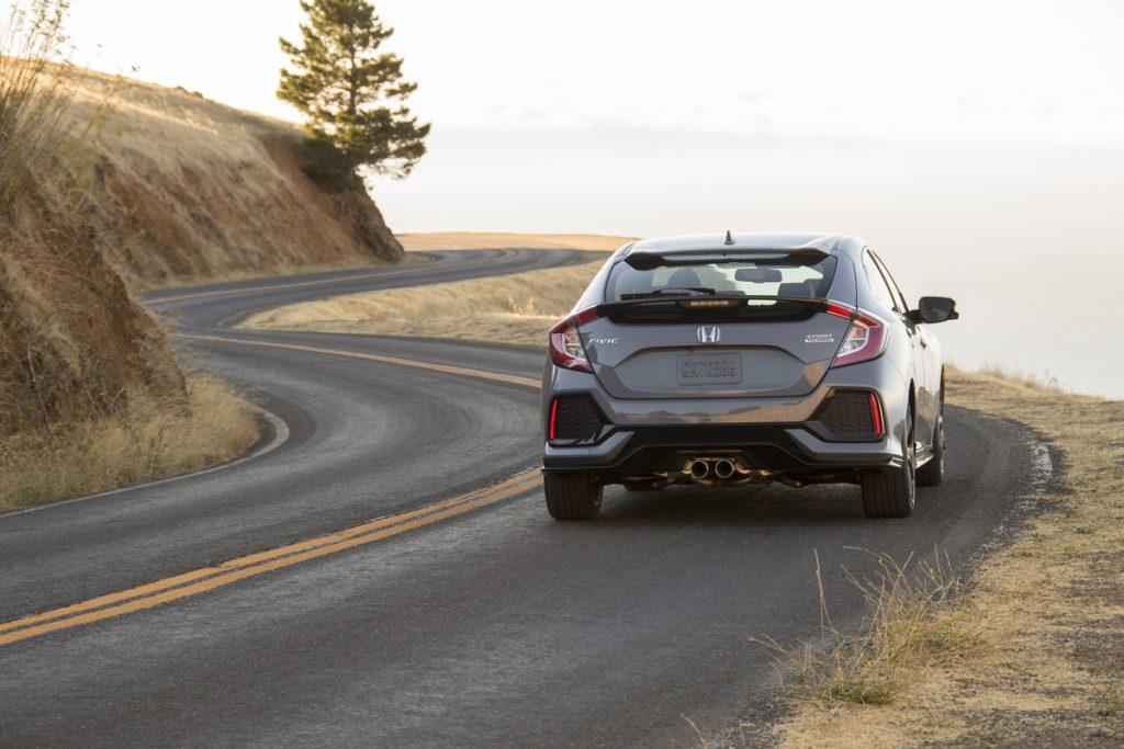 2018 Honda Civic Hatchback 32 1024x683