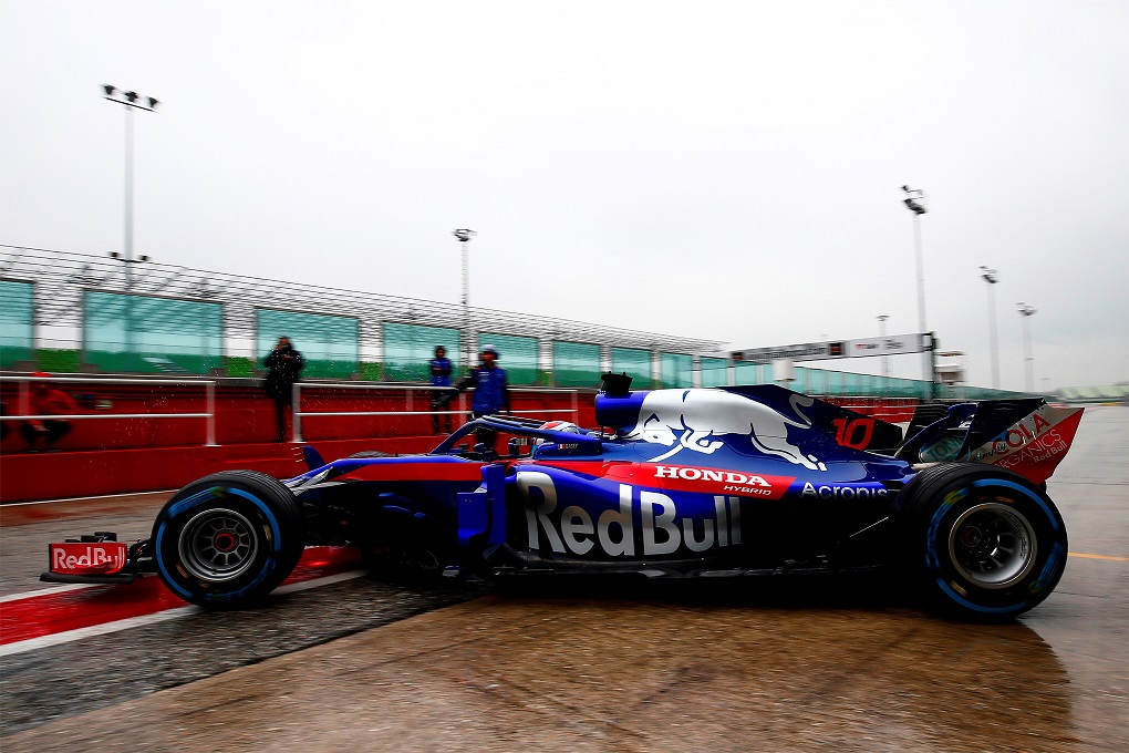 126235 Red Bull Toro Rosso Honda Unveils The STR13