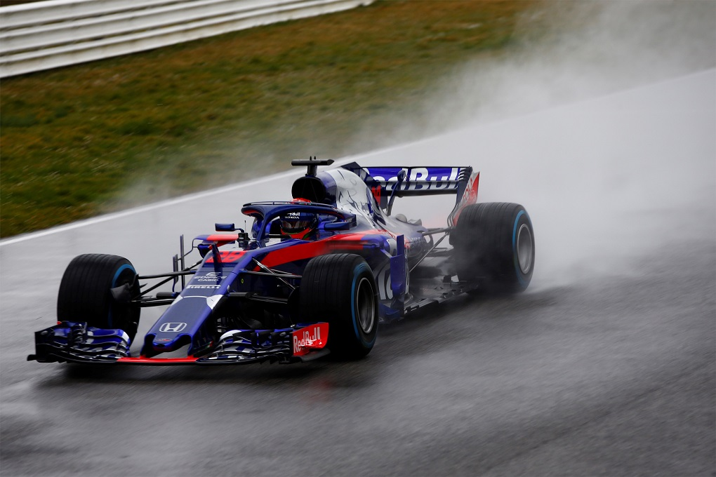 126236 Red Bull Toro Rosso Honda Unveils The STR13