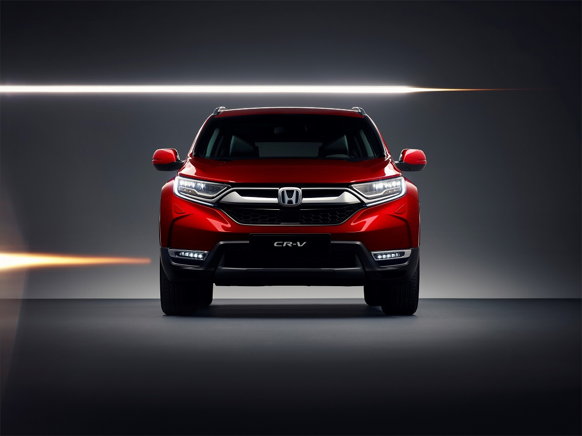 126968 Honda To Unveil The All New CR V At The Geneva Motor Show