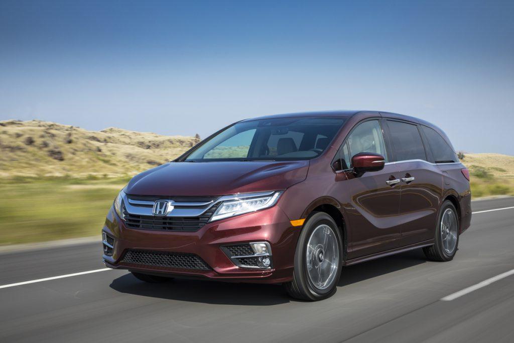 2018 Honda Odyssey 012 1024x683