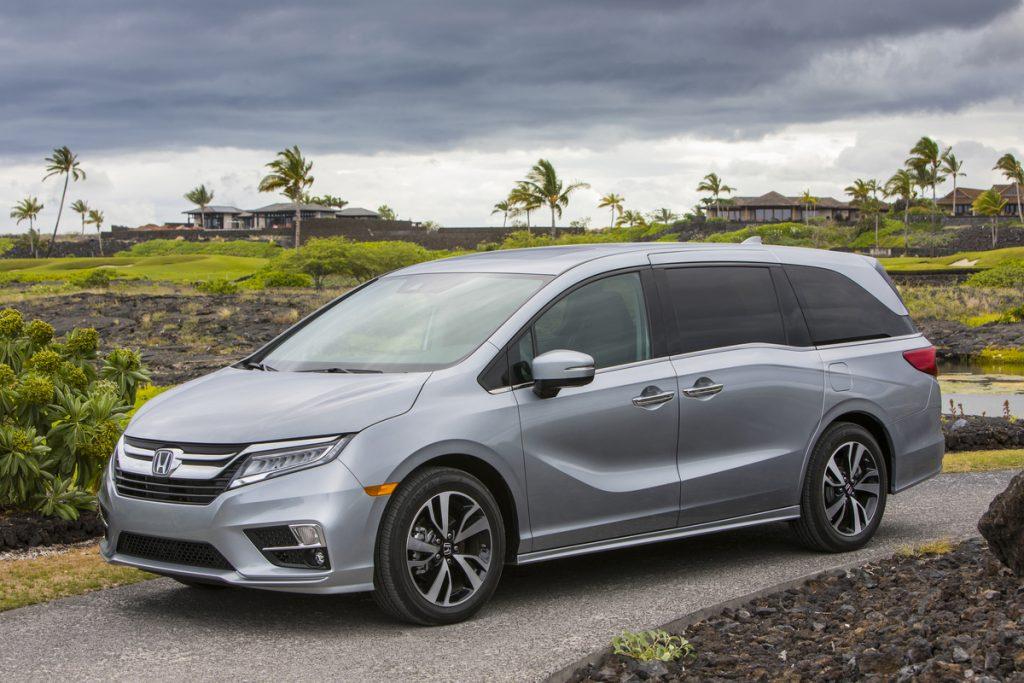 2018 Honda Odyssey 154 1024x683