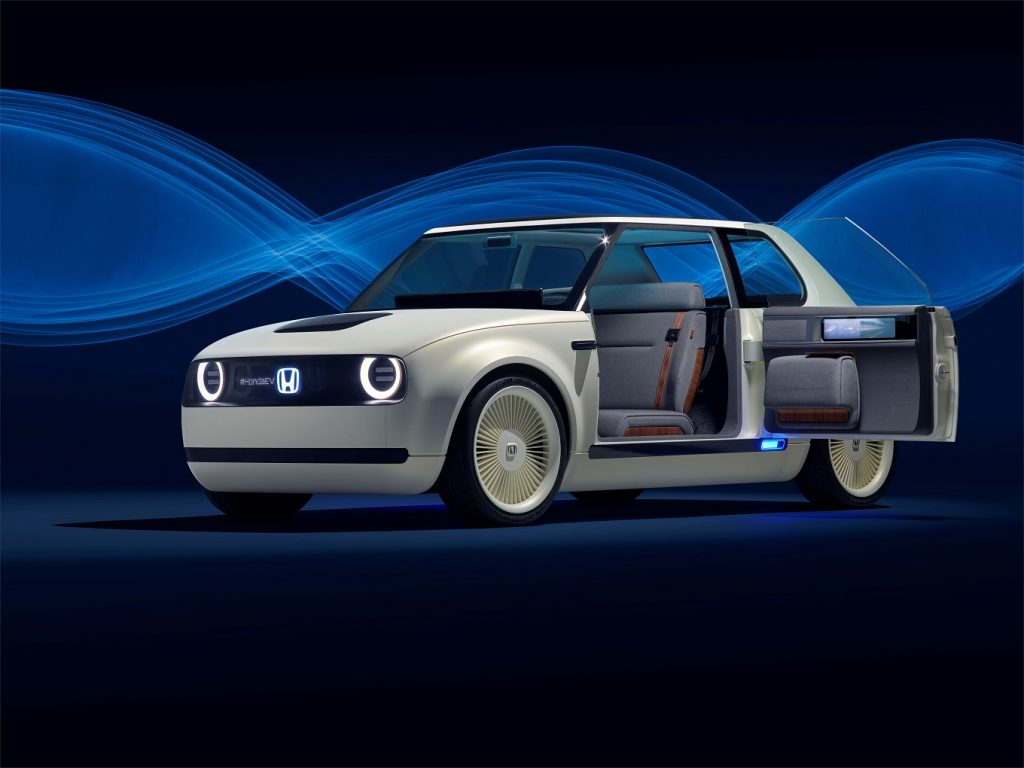 113865 Honda Urban EV Concept Unveiled At The Frankfurt Motor Show 1024x768