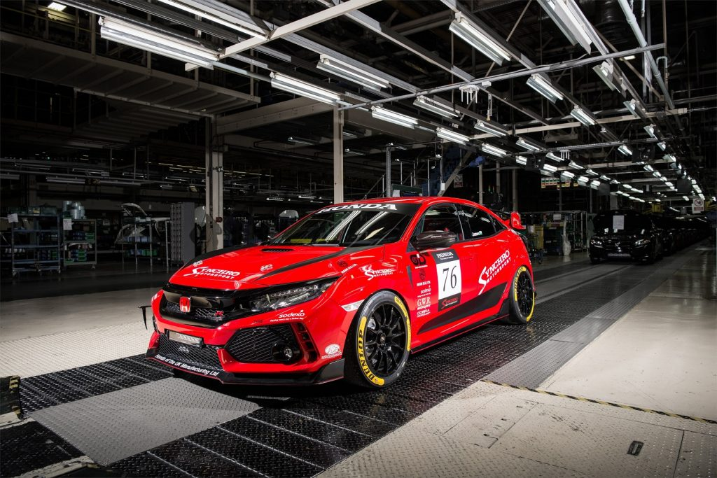 127160 Synchro Motorsport Civic Type R 1024x683