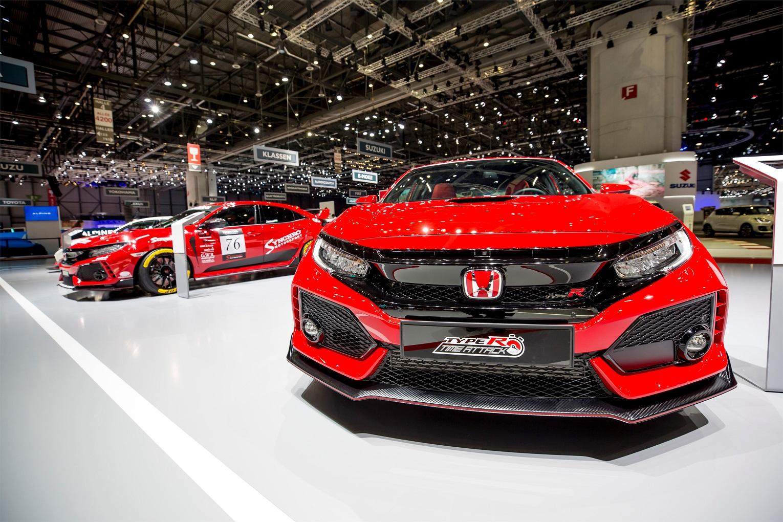 127195 Honda At Geneva Motor Show