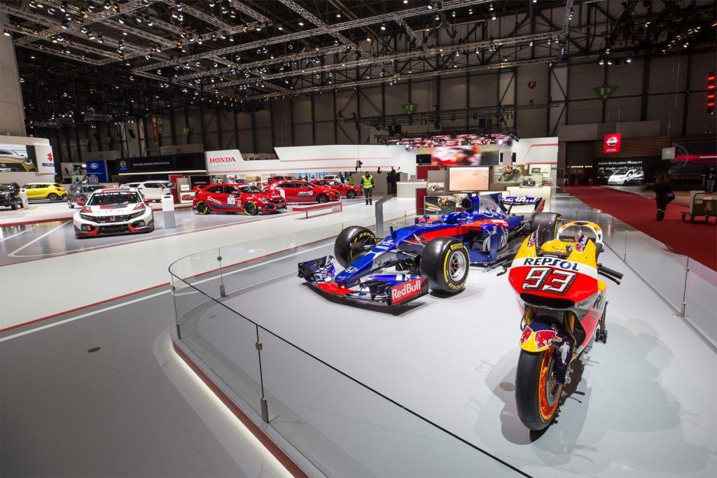 Honda @ Genfi Autószalon 2018