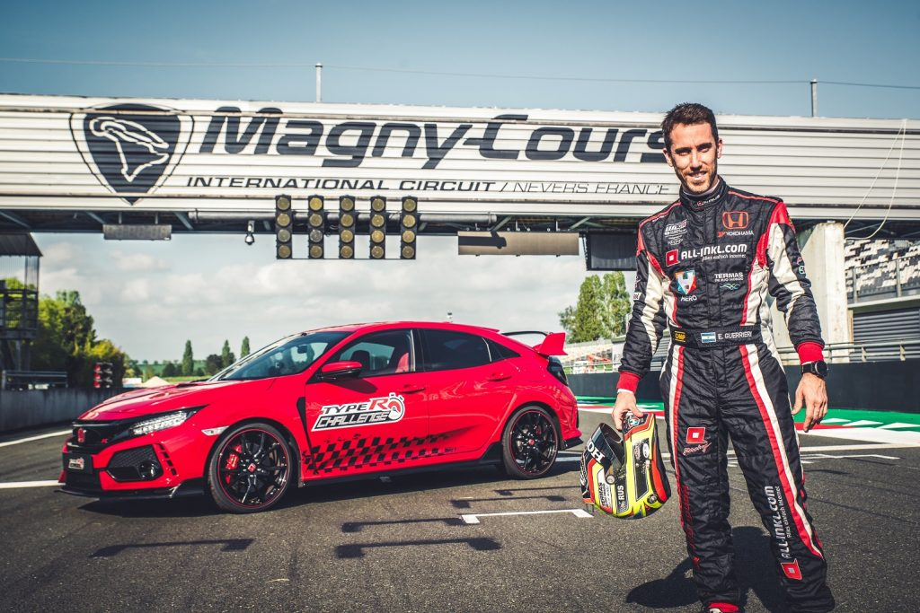 130452 Type R Challenge 2018 Is Go Honda Sets New Lap Record At Magny Cours GP 1024x683